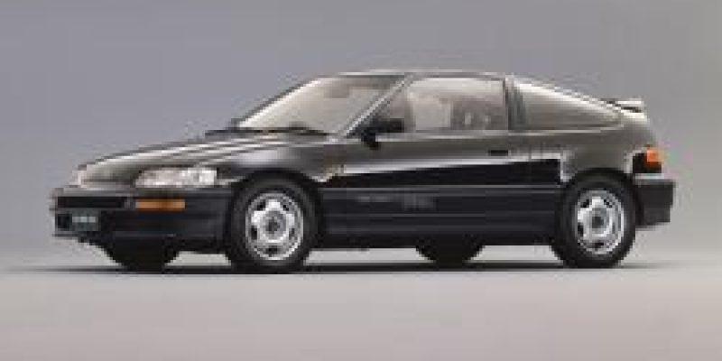 Фото Honda CR-X 1992
