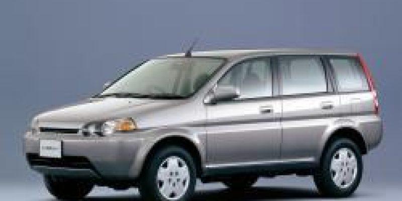 Фото Honda HR-V 2002