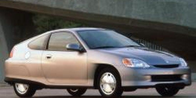 Фото Honda Insight 2004
