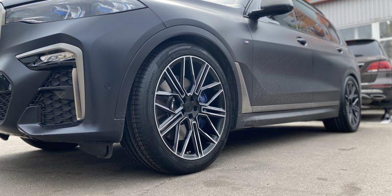 Кованые диски BMW X7 M R22