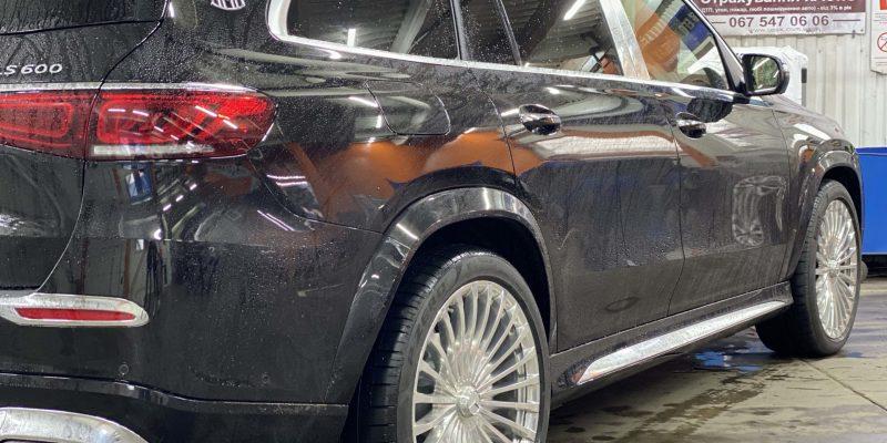 Кованые диски Mercedes Maybach gls 600