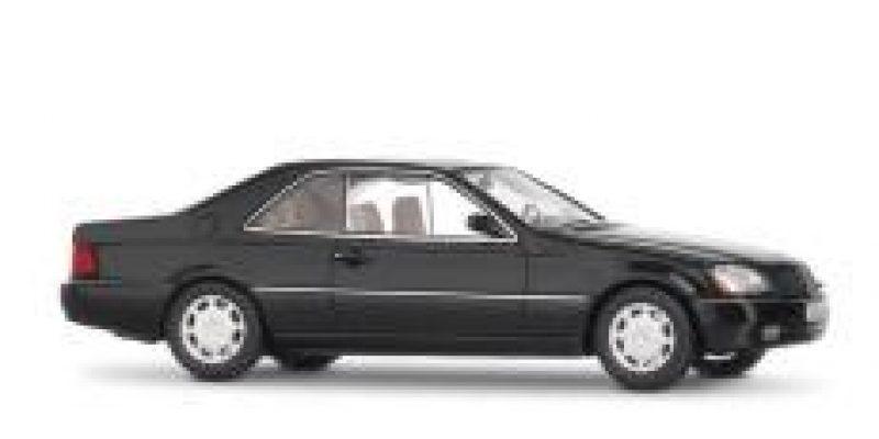 Фото Mercedes-Benz CL-Class 1999