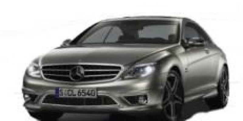 Фото Mercedes-Benz CL-Class AMG 2007