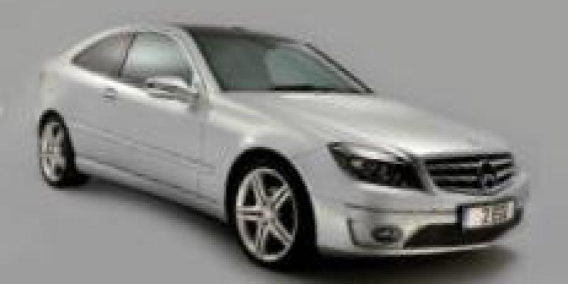 Фото Mercedes-Benz CLC-Class 2008
