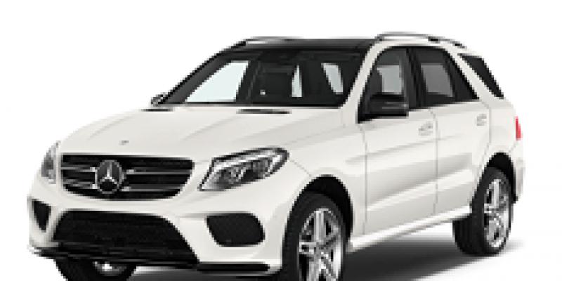 Фото Mercedes-Benz GLE-Class 2015