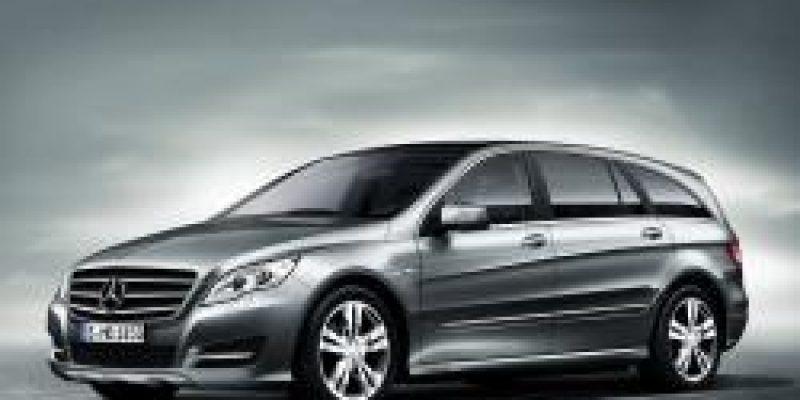 Фото Mercedes-Benz R-Class 2012