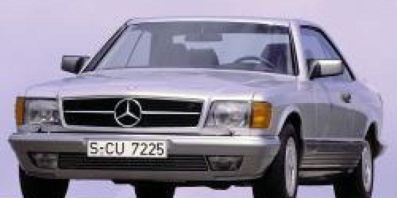 Фото Mercedes-Benz S-Class 1988