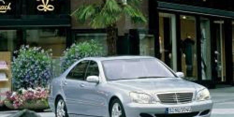 Фото Mercedes-Benz S-Class 2005