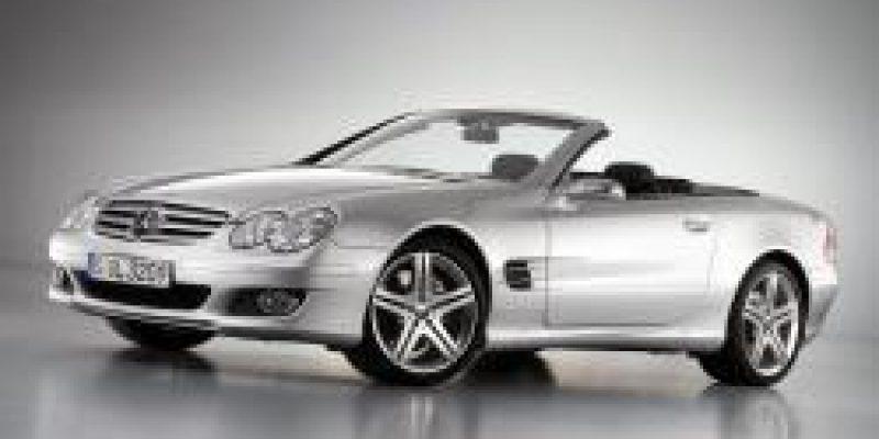 Фото Mercedes-Benz SL-Class 2002