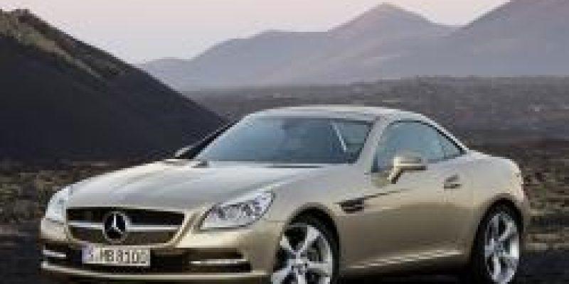 Фото Mercedes-Benz SLK-Class 2011