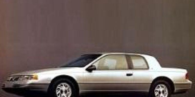 Фото Mercury Cougar 1997