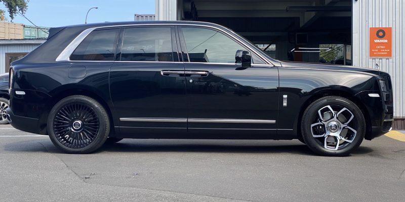 оригинальные диски Rolls Royce Cullinan