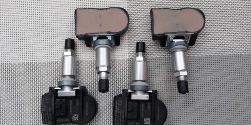 Оригинальные датчики давления шин Suzuki SX4, Vitara43139-61M00