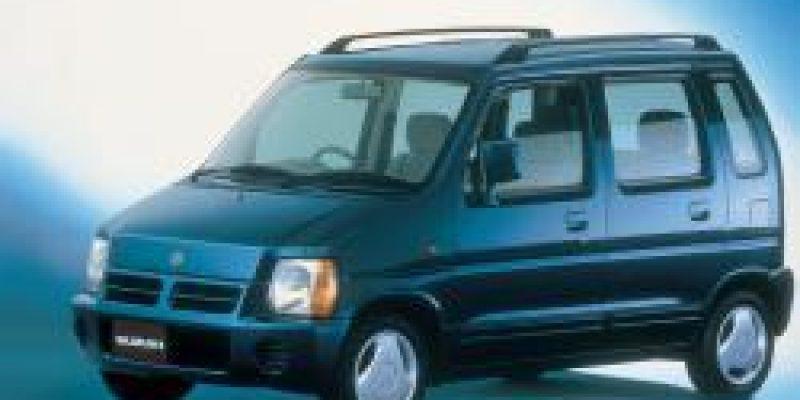 Фото Suzuki Wagon R 1993