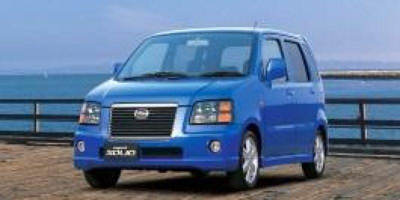 Фото Suzuki Wagon R Solio 2000