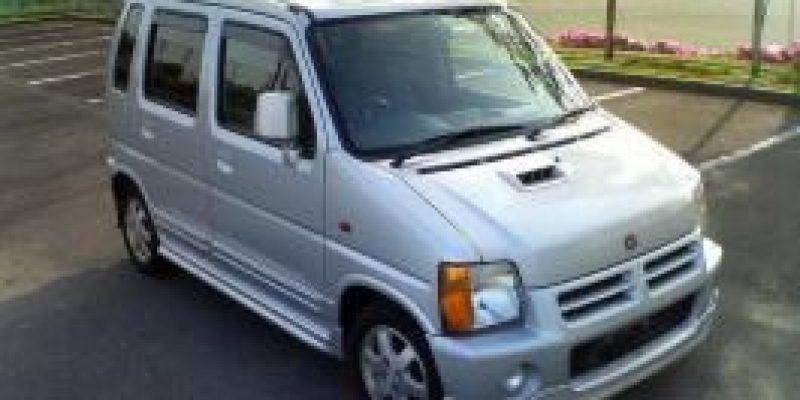 Фото Suzuki Wagon R Wide 1997