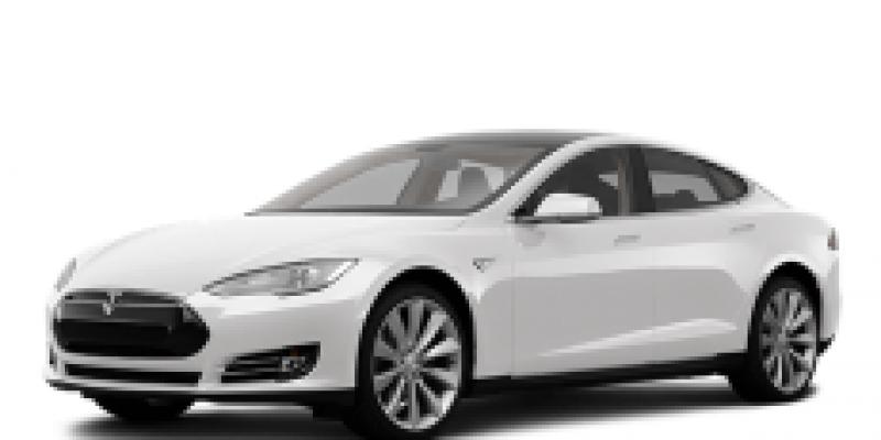 Фото Tesla Model S 2012
