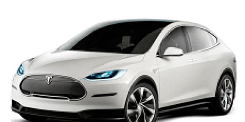 Фото Tesla Model X 2017