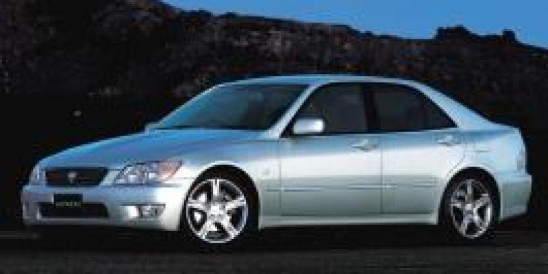 Фото Toyota Altezza 1998