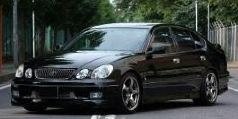 Фото Toyota Aristo 2000