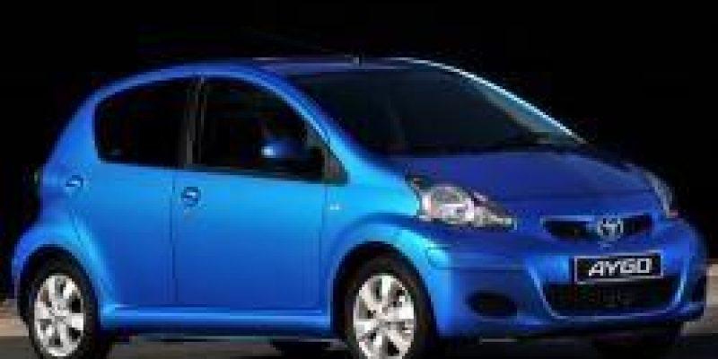 Фото Toyota Aygo 2009