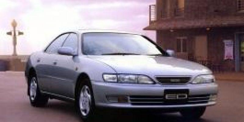 Фото Toyota Carina ED 1994