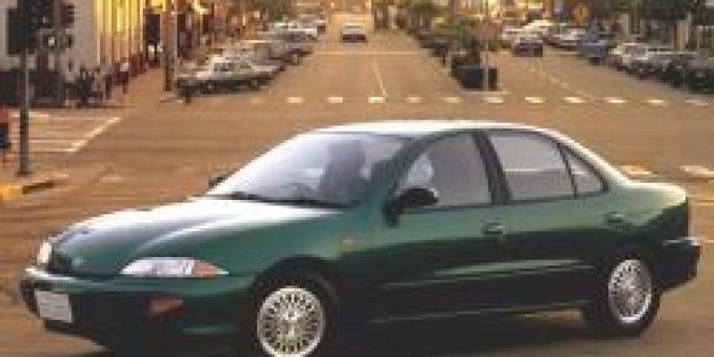 Фото Toyota Cavalier 2000