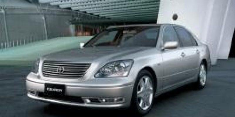 Фото Toyota Celsior 2005