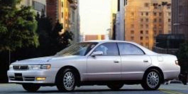 Фото Toyota Chaser 1993