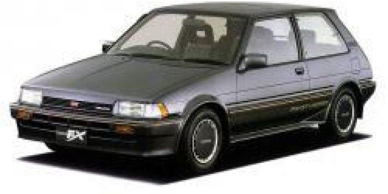 Фото Toyota Corolla 1988