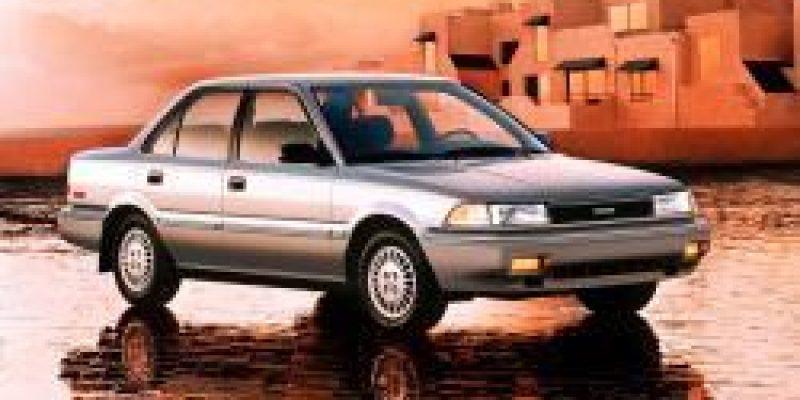 Фото Toyota Corolla 1989