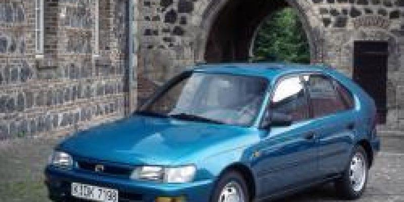 Фото Toyota Corolla 1995