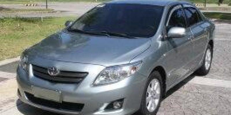 Фото Toyota Corolla Altis 2009