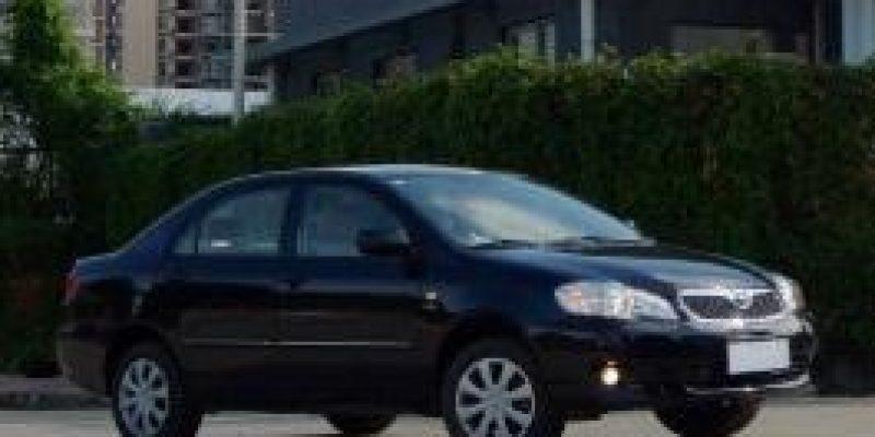 Фото Toyota Corolla EX 2012