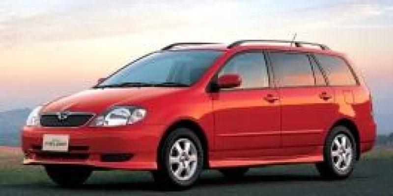 Фото Toyota Corolla Fielder 2002