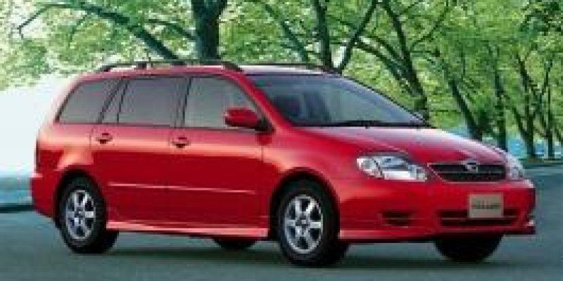 Фото Toyota Corolla Fielder 2003