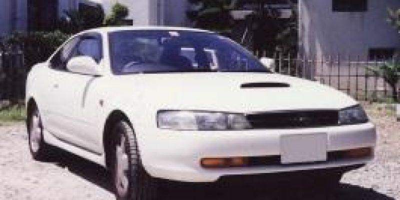 Фото Toyota Corolla Levin 1994