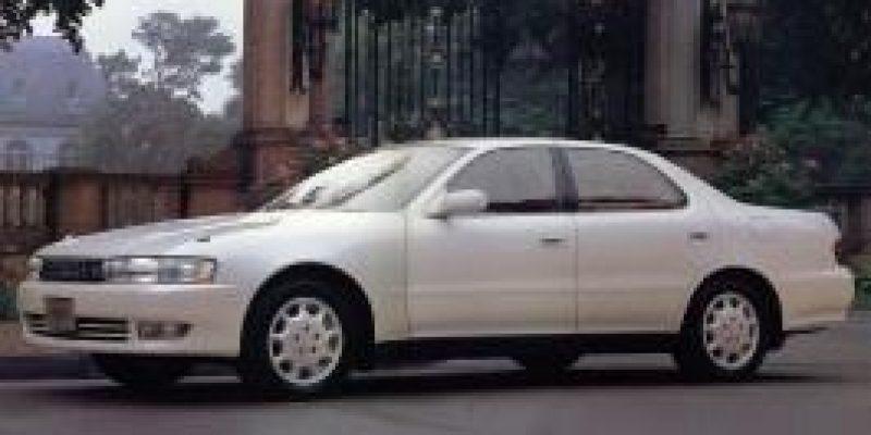 Фото Toyota Cresta 1996