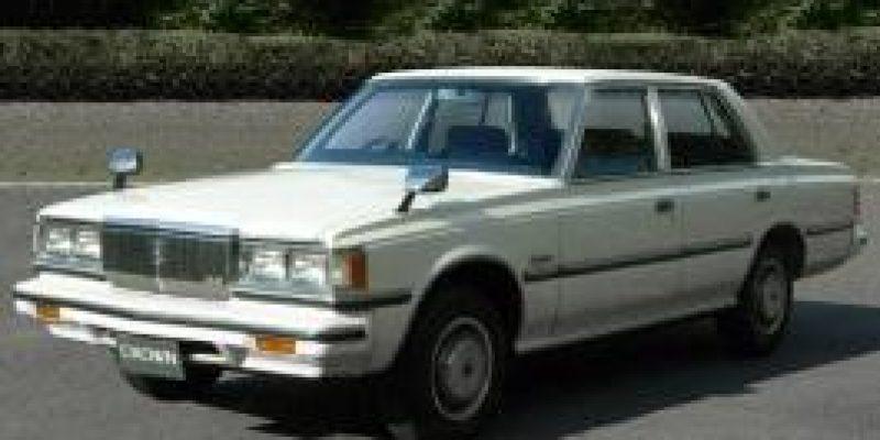 Фото Toyota Crown 1983