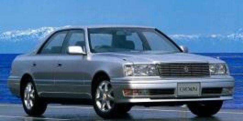 Фото Toyota Crown 2000