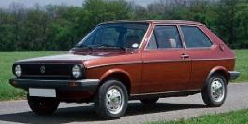 Фото Volkswagen Polo 1980