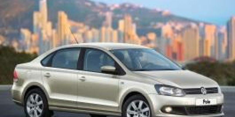 Фото Volkswagen Polo 2013