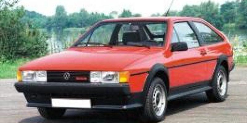 Фото Volkswagen Scirocco 1985