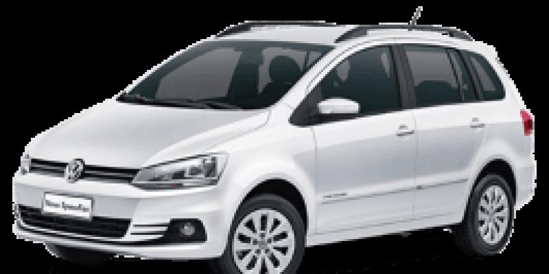 Фото Volkswagen Suran 2018