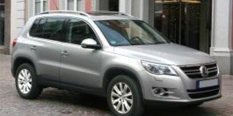 Фото Volkswagen Tiguan 2011