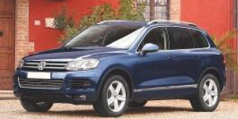 Фото Volkswagen Touareg 2011