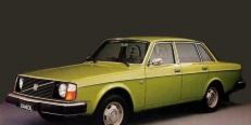 Фото Volvo 240 1982