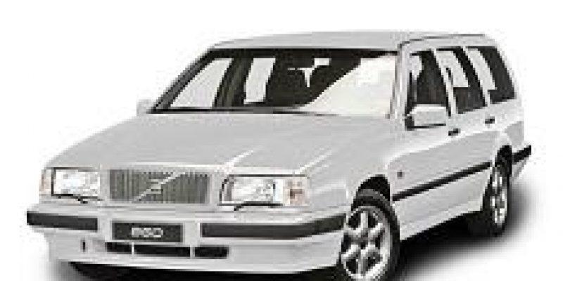 Фото Volvo 850 1991